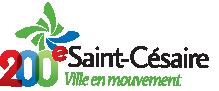 Site de Ville Saint-Césaire Logo